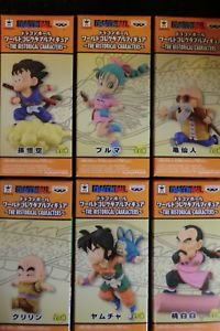 Figura Dragon Ball 8 Cm.