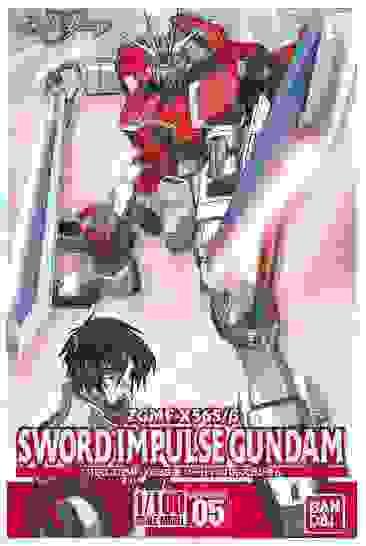 SDD 05 1/100 Sword Impulse Gundam