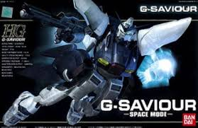 1/144 Gee Saber (weightlessness specification)