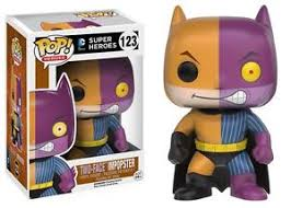 HEROES – IMPOPSTER – BATMAN/TWO-FACE