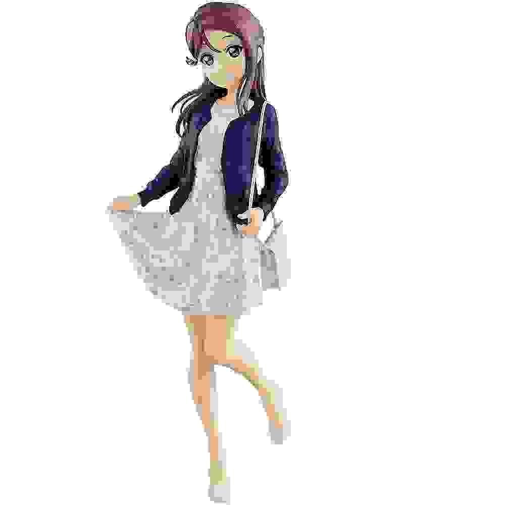 NEW Love live Sunshine BANPRESTO EXQ figure RIKO SAKURAUCHI ???? aqours anime