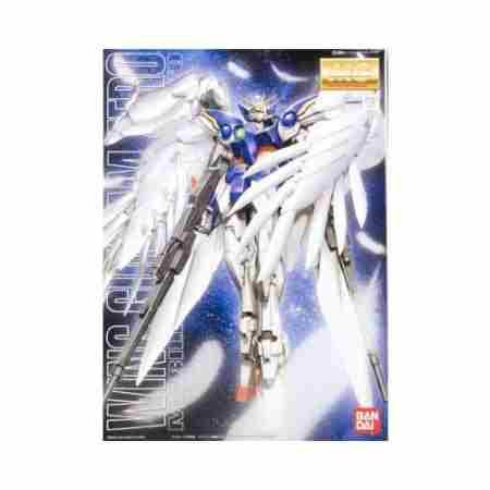 MG 1/100 W Gundam Zero Custom EW version