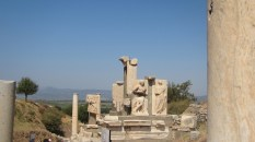 The Book of Revelation cites Ephesus as one of the 7 churches of Asia