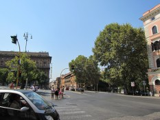 More Rome streets