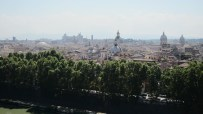 Lots of Rome there, including the Pantheon and the Campidoglio