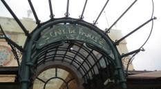 Cafe De Paris, our meeting point for lunch