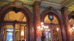 Inside the casino