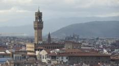 Palazzo Vecchio closeup