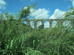 Some Roman aqueducts