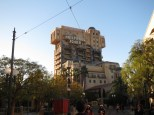 The Tower of Terror awaits