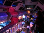 The launch bay