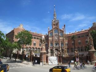 The Hospital de Sant Pau