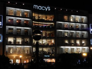 This Macy's is pretty impressive to look at