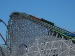 The fantastic Twisted Colossus was running