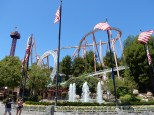 """The """"new"""" Revolution awaits at the Six Flags plaza"""