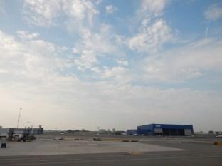 Leaving JFK