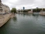 Crossing the Seine
