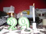 29 + 1 - my friends love me