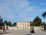 That's her Petit Trianon