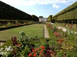 Gorgeous manicured gardens