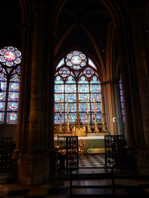 All the chapels each have a particular meaning