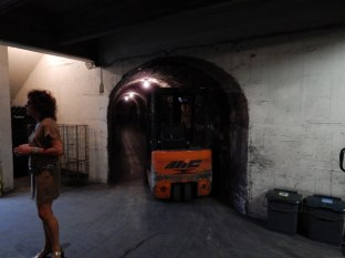 You can see yet again the highways underground to transport the bottles