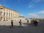 Within the inner royal courtyard