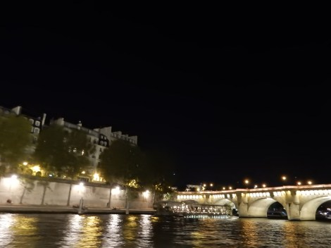 Getting to the end here at Pont Neuf