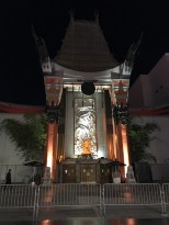 A strangely empty Chinese Theater