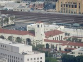 LA Union Station closeup