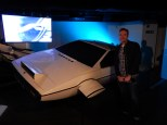 The submersible Lotus Esprit S1 from The Spy Who Loved Me