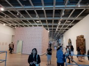 The Whitney is mostly modern art