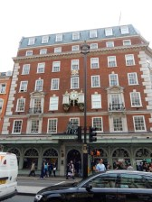 Fortnum & Mason, which is known for their tea