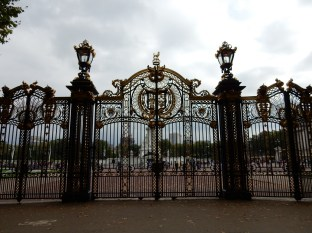 The Royal Gates