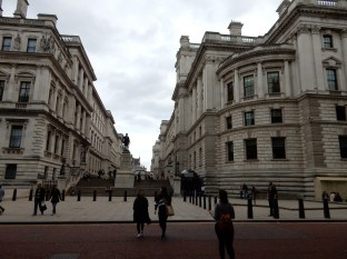 This is where the Churchill War Rooms are located