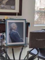 Larry's portrait