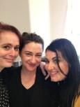 Michancy, Sveta, and Mila