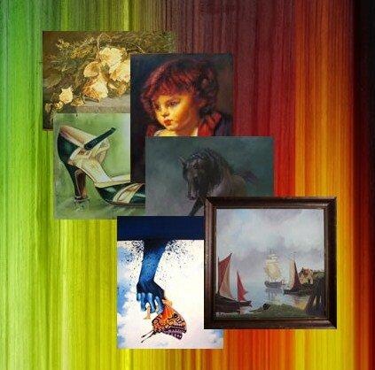 """""""Prizma'dan Yansımalar"""" Resim Sergisi açılışı sanatseverleri buluşturdu.Prizma'dan yansımalar sergisi sanata yeni boyut kazandırdı"""