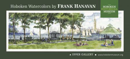 Learn Watercolors with Frank Hanavan, June 2