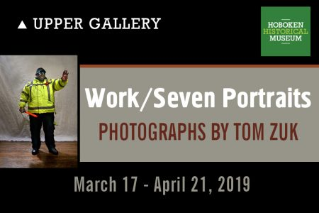 "Opening reception: ""Work/Seven Portraits"" Photographs by Tom Zuk"