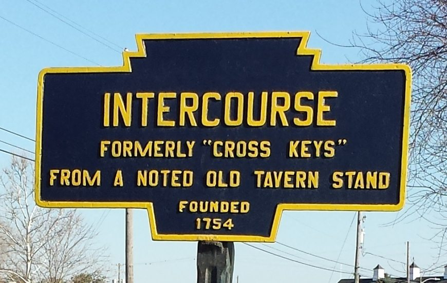 Intercourse, PA