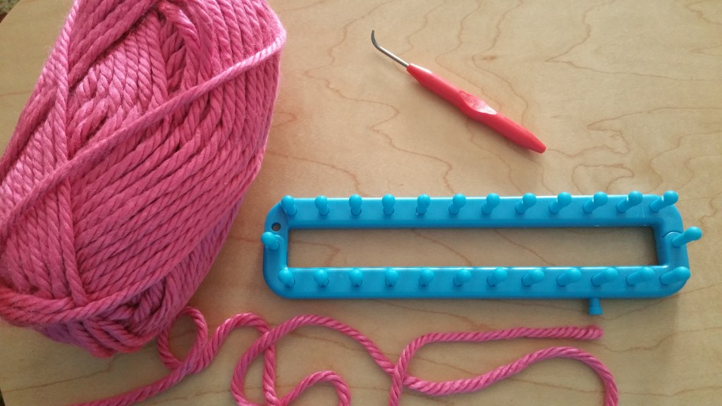 How to Knit a Really Easy Scarf