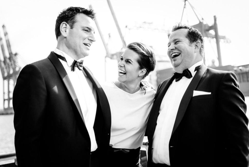 Hochzeit im Hamburger Hafen mit Manuela Bauer, Foto Torben Röhricht Hochzeitsfotografie