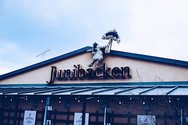 Junibacken Museum in Stockholm, Schweden, Kindermuseum