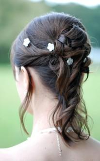 Brautfrisuren Fur Schulterlanges Haar
