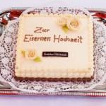 65 Hochzeitstag Eiserne Hochzeit Hochzeit Com