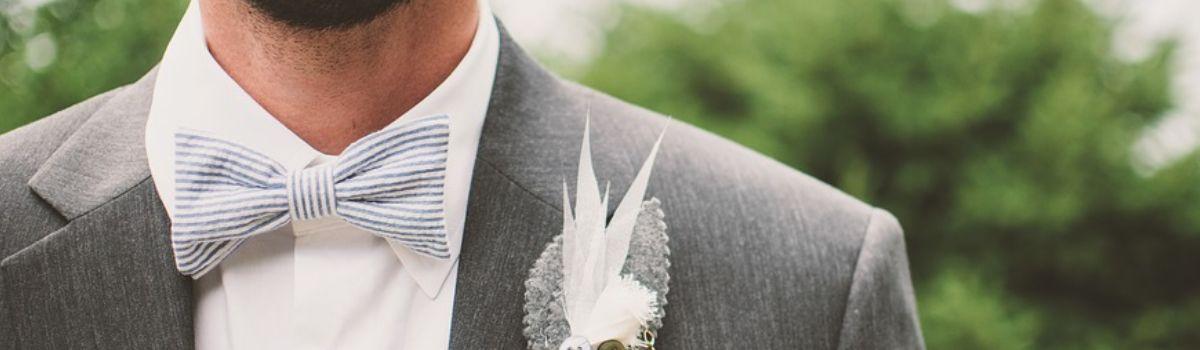 Sa4804f1c Hochzeitsanzug Blau Mit Fliege Saamvedmedia Com