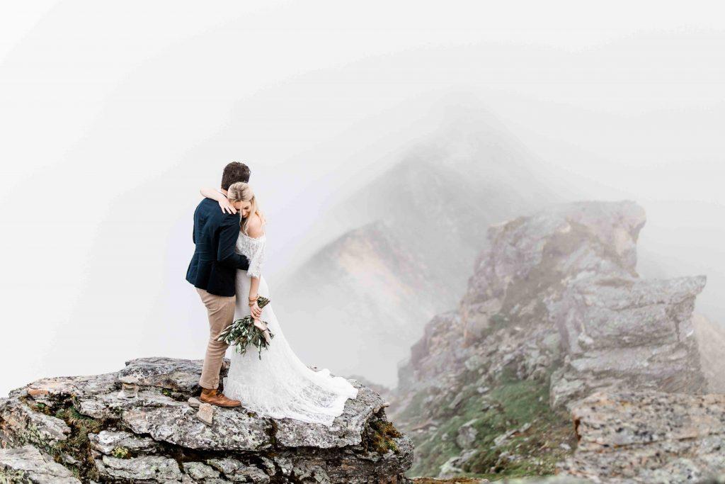 Jessicas Und Patricks Berghochzeit Swiss Wedding