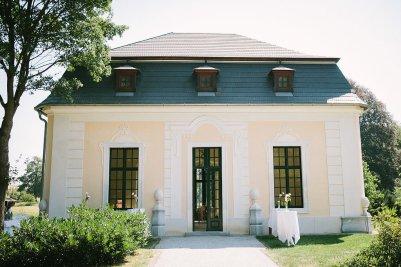 Garden Pavilion Grafenegg Castle