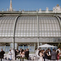 Wedding Palm House Vienna